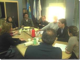 Se realizó un taller en el encuentro del EDETUR  para delinear estrategias turísticas