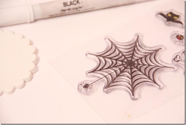 spindelvevcupcakes til halloween enkle IMG_7934