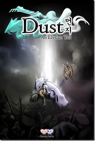 dust and elysian tail -FLT