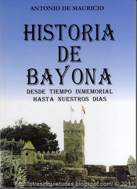 Historia de Bayona (Antonio de Mauricio)