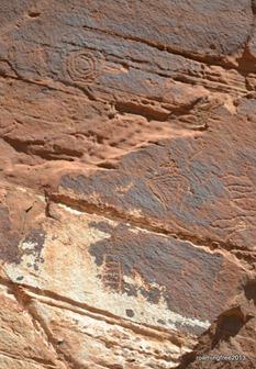 Petroglyths