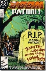 P00007 - Doom Patrol v2 #5