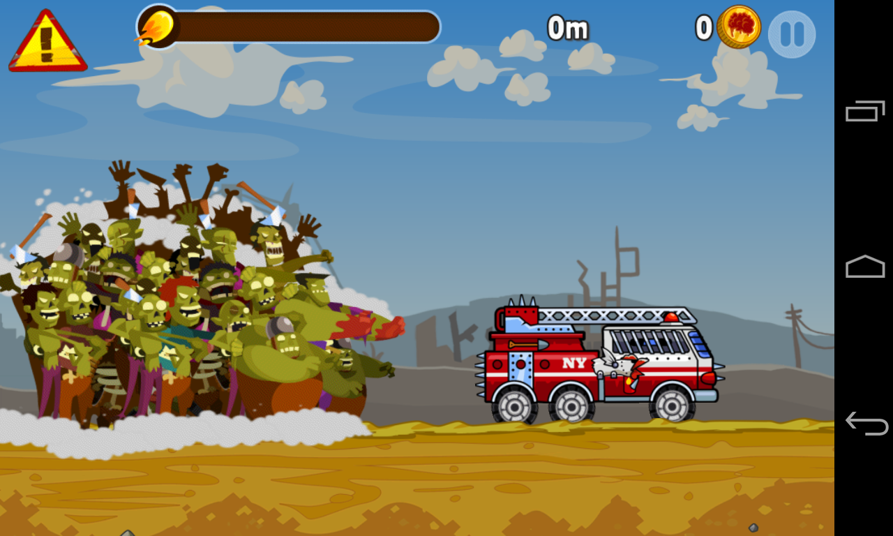 Zombie Road Trip Screenshot 2