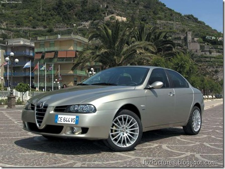 Alfa Romeo 156 2.4 JTD (2003)3