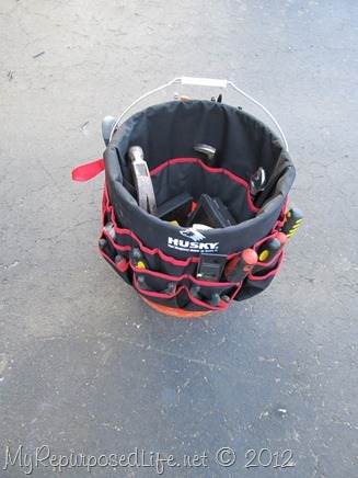 home depot husky bucket jockey with Interview Tool Storage Gigi Petals on 15 Handy Things To Get At Home Depot For Under 15 50217 as well 5 Gallon Bucket Holder as well Interview Tool Storage Gigi Petals additionally Grey Men S Loafers likewise Husky Tool Tote.