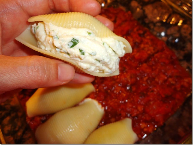Stuffed Shells 062