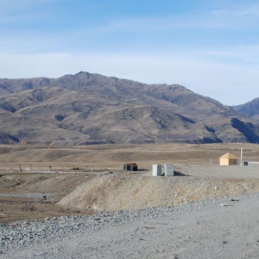Xinjiang, Baihaba - Frontière Pakistan