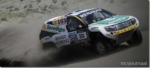 Dakar Rally Renault Duster 06