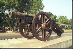 Zamzama cannon