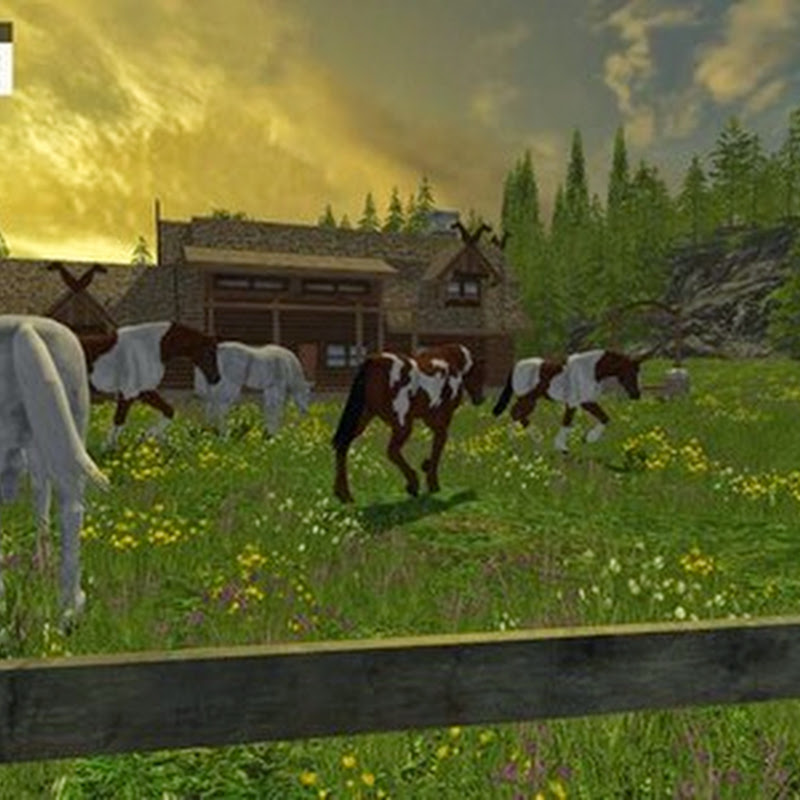 Farming simulator 2015 - Horses v 1.0