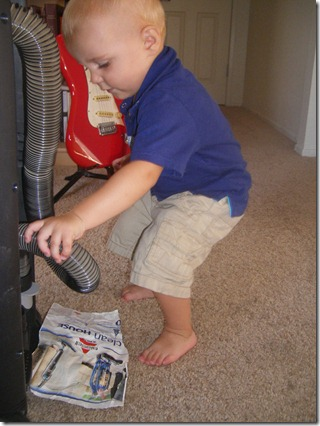 Fixing the vacuum