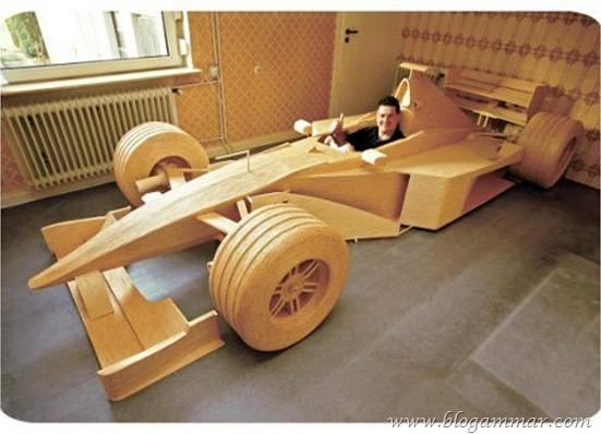 kereta f1 dari mancis