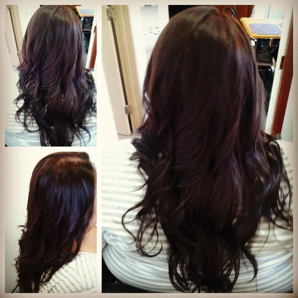 Matrix Hair Color Chart Mocha Matrix Mocha Brown Hair Color