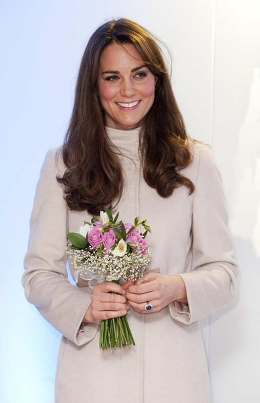 Kate Middleton Pregnancy is in its very Early Stages