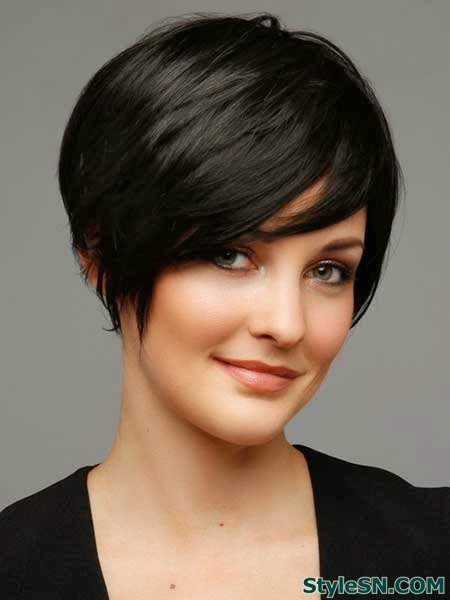 Short Hairstyles Summer 2014