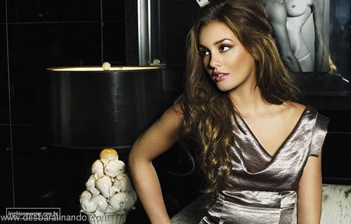 Leighton meester blair gossip girl garota do blog linda sensual desbaratinando  (235)