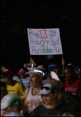 Comrades 2011