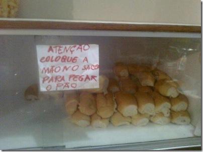 face praca pão