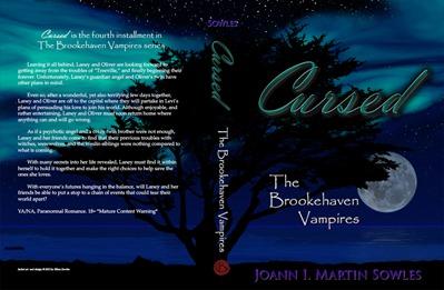 Cursed Book Cover TP 72