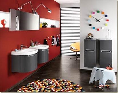 muebles para baños modernos-a