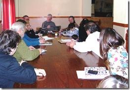 Concejales y autoridades municipales se reunieron con ACELA