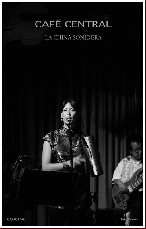 LA CHINA SONIDERA 2011