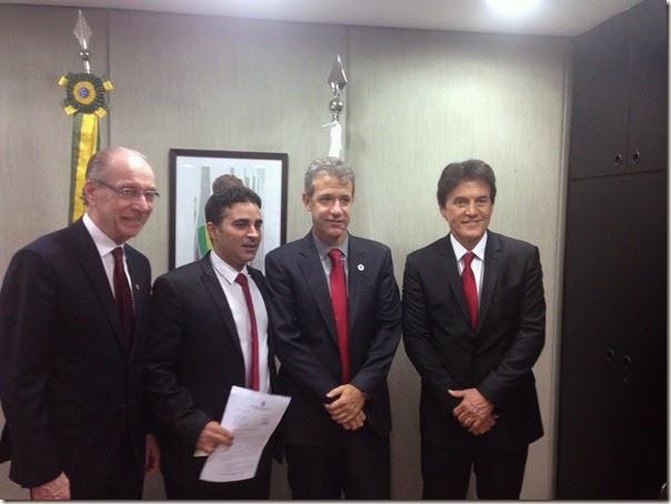 25.02.2015 Reunião Ministério da Saúde 1