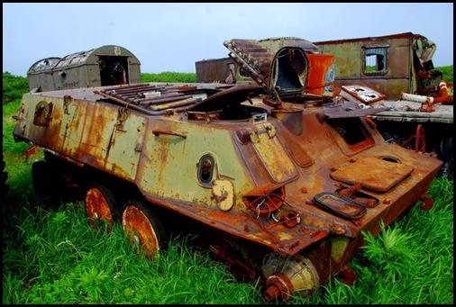 Vehicle Graveyard, Matua