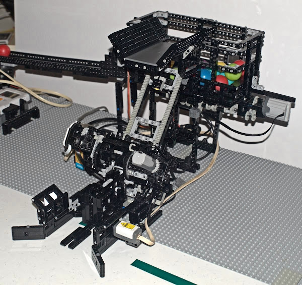 Bin Emptying Machine MarkIII