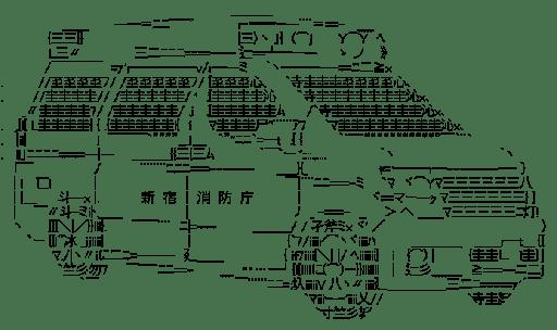 黄色い救急車 (じょしらく)