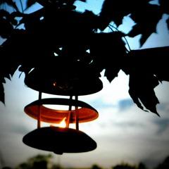 hanging lantern square