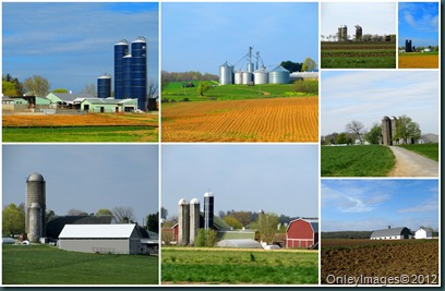 PA barn collage1