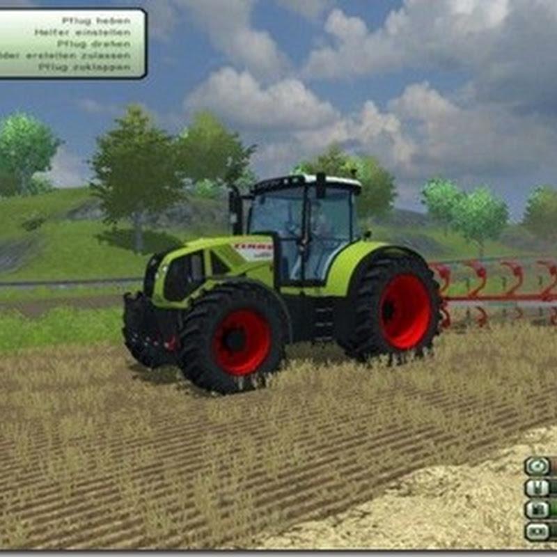 Farming simulator 2013 - Claas Axion 950