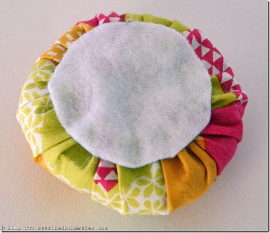 Mason Jar Pin Cushion 10
