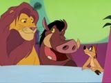 00-04 Simba, Pumbaa et Timon
