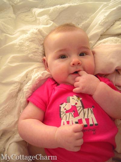 Logan 5 months old