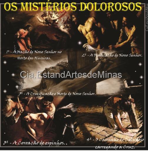 MISTERIOS DOLOROSOS