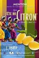 fête des citrons 2007
