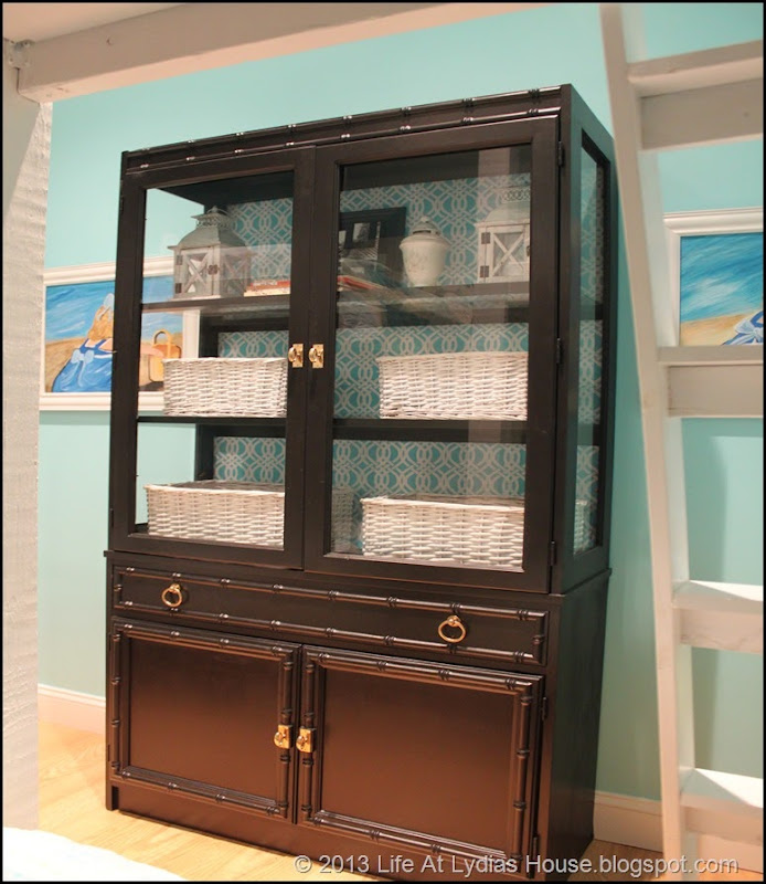 bunk cabinet 2