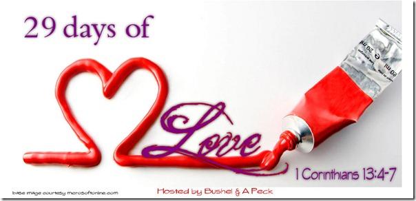 29 Days of Love - Final
