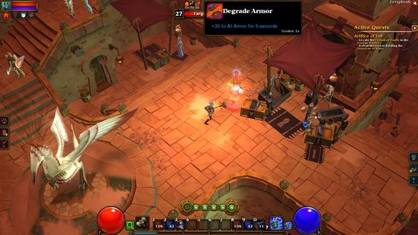 Torchlight II Zeryphesh