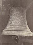 """Teilansicht der Scharmbecker Glockenstube: Große Glocke; aus J. Segelken """"Heimatbuch"""", 1938"""