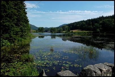 On Jordan Pond 144