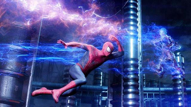 Öt fantasztikus kép A csodálatos pókember 2-ből 02