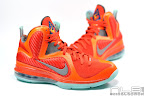 lebron9 allstar galaxy 11 web white Nike LeBron 9 All Star aka Galaxy Unreleased Sample