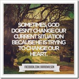 God Loves our heart