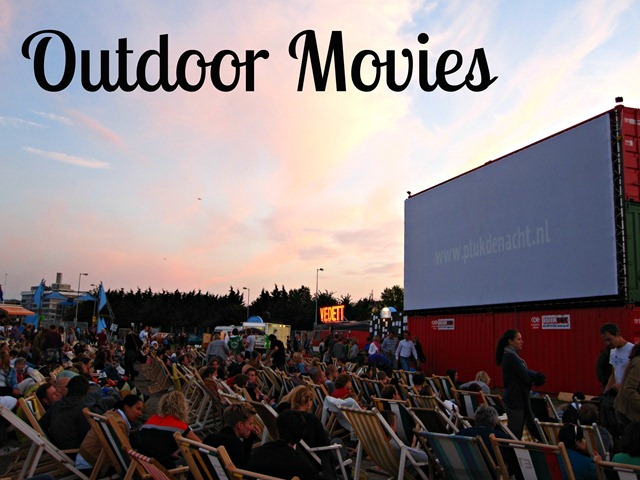 outdoor movies in amsterdam
