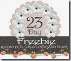 25days2013-day23-freebie