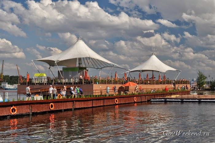 парк Северное Тушино бассейн