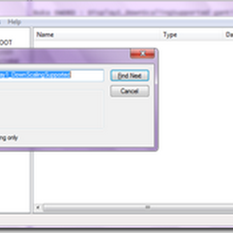 Cara Merubah Resolusi Layar NetBook Menjadi 1024x768 pixel pada Windows 7